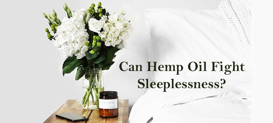 Real CBD Sleep - Can Hemp Oil Fight Sleeplessness